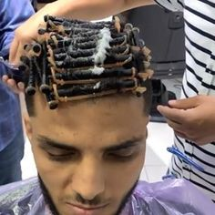 Men's Hair, Hair Art, Men Perm, Undercut Pompadour, Disconnected Undercut, Mens Hair Trends, High Fade, Bald Fade, Roller Set