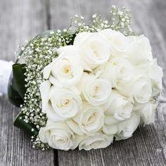 Rosas Blancas de Clarina Flores