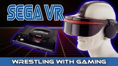 The Story Of The Sega VR - Sega's Unreleased VR Headset For The Sega Genesis & Mega Drive