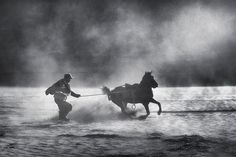 bromo rider by asit  on 500px