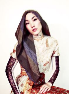 Inspiration, always. Hana Tajima.