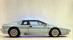 Lotus Esprit Turbo, 1980s