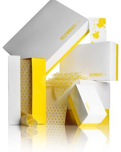 All the joy of your Selfridges bag from the comfort of your home