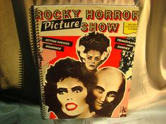 Repurposed Album Cover Drawing Sketch Books  The Rocky by ReSpinIt, $12.00