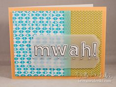 Simon Says Stamp Blog!: A Fun Neon Twist with Britta Swiderski & A Special GIVEAWAY!