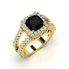 The Simone Onyx Ring