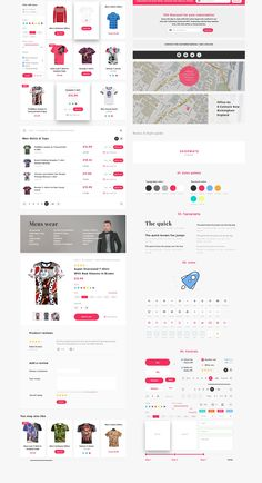 Meet SHOPMATE, UI Kit for the ShopCreate your Shop design with more then 120 componets, hundreds of UI elements, organized into 8 popular content categories.http://crtv.mk/d0R2j