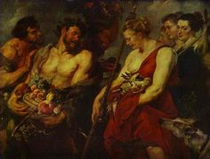 Peter Paul Rubens and Frans Snyders (the animals and fruit). Dia - £124.99 : Canvas Art, Oil Painting Reproduction, Art Commission, Pop Art, Canvas Painting