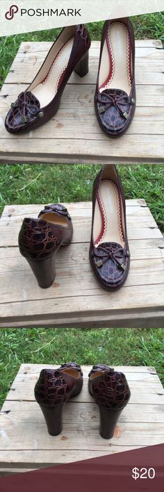 Johnston & Murphy heels Size 6 1/2, no flaws, ships today Johnston & Murphy Shoes Heels