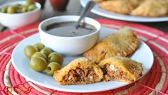 Beef and Chorizo Empanadas – Low Carb, Gluten Free