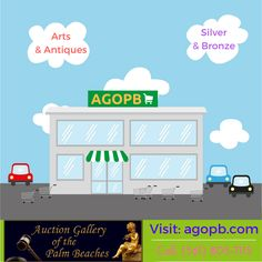 Auction Gallery of the Palm Beaches Inc. provided professional auction for fine art, antiques & heirlooms Jewelry West Palm Beach since 2003. We sustain a reputation for selling previously unseen, quality consignments. For more info Call: (561) 805-7115