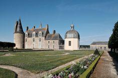 Le château des Rochers-Sévigné, résidence de Madame de Sévigné,