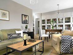 Zdjęcie numer 2 w galerii - Przytulne mieszkanie w beżach i szarościach
