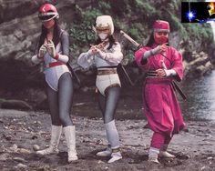 As Ninjas de Jiraya