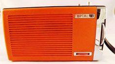 Transistor OPTALIX TO 100 (1974)