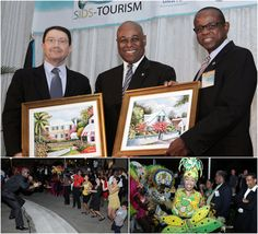 SIDS_1.jpg: The Small Island Developing States Conference closed out with a taste of Bahamian culture...