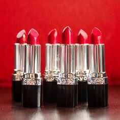 Happy #NationalLipstickDay! Did you know globally, 4 Avon lipsticks are sold every second? Tell us your favorite #AvonMakeup shade below!