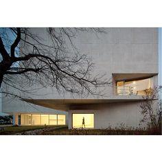"""Álvaro Siza I Mimesis Museum I Paju Book city I South Korea"""