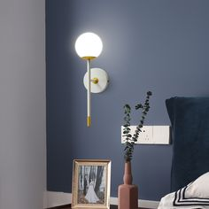 This magic beans led wall lamp is simple and stylish, you can install it in your bedroom and living room to have a decoration. Entrance Lighting, Bedroom Lighting, Sconce Lighting, Light Bedroom, Contemporary Wall Lights, Modern Wall Lights, Led Wall Lights, Lampe Applique, Fitted Bedrooms