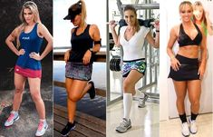 8 mistakes of the girls in the gym Looks Academia, Chico Fitness, Gym Fitness, Moda Fitness, Gym Workouts, Body, Short Dresses, Sporty, Poses