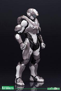 Halo Spartan Athlon ARTFX Statue 006