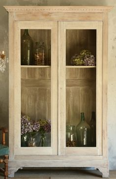 Vintage French Cabinet From TheParisApartment.com