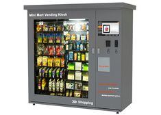 Quality Mini Mart Vending Machine manufacturers & exporter - buy Universal Vending Solutions Vending Kiosk Machine For Electronics Accessories from China manufacturer.