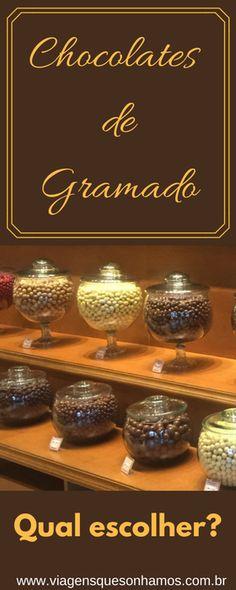 O melhor roteiro entre as lojas e atrações de chocolate em Gramado, na Serra Gaúcha.