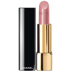 CHANEL ROUGE ALLURE Nuit Infinie Luminous Intense Lip Colour ($35) ❤ liked on Polyvore featuring beauty products, makeup, lip makeup, lipstick, beauty, lips, chanel lipstick and chanel