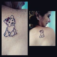 The 8 Coolest Yorkshire Terrier Tattoo Designs In The World