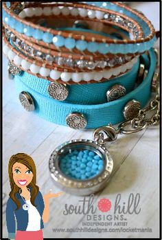 South Hill Designs new Turquoise Line.