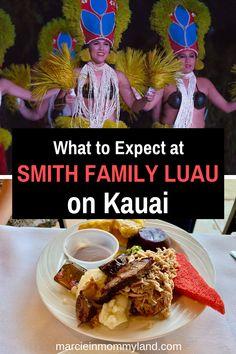 Smith Family Garden Luau: Best Luau on Kauai Are you planning to do the Smith Family Luau on Kauai? Kauai Vacation, Family Vacation Destinations, Hawaii Travel, Hawaii Life, Kauai Hawaii, Paradise Garden, Tropical Paradise, Fern Grotto, Princeville Kauai