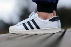 ADIDAS ORIGINALS BY HYKE SUPERSTAR & HAILLET #sneaker