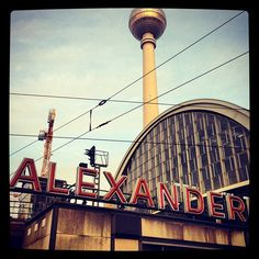 Alexanderplatz w Berlin, Berlin