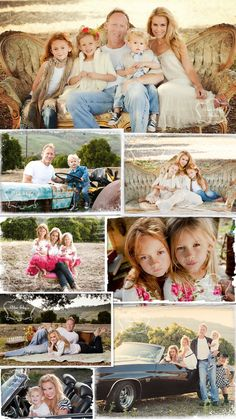 vintage inspired family photo shoots | VANDERBEEK FAMILY IN THE FIELD: SAN JUAN CAPISTRANO PHOTOGRAPHY ...