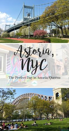 Spending the perfect day in Astoria, Queens in New York City. Visiting NYC? Get out to Astoria, in Queens, and have the perfect Outer Borough Adventure day. #NYC #Astoria #Travel