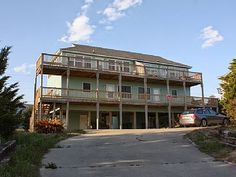 Townhome vacation rental in Emerald Isle from VRBO.com! #vacation #rental #travel #vrbo