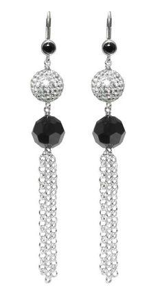 Crystal Elegance Earring Kit  toocutebeads.com