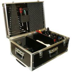 Tool Organization, Tool Storage, Flight Case, Portable Workstation, Tool Workbench, Road Cases, Small Travel Trailers, Server Rack, Van Design