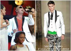 The Derek's Blog: Pitbull en Moschino – Latin Grammy 2012