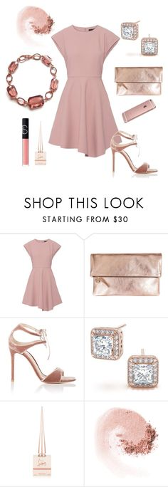 Blush pink is a flattering color for me. This workwear outfit is youthful and very feminine, two big wins!