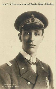 Prinz Aimone Herzog von Aosta, Duke of Aosta #TuscanyAgriturismoGiratola