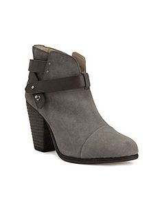 Rag & Bone leather ankle boots.