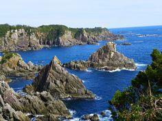umikongo / kushimoto / wakayama / one of the southernmost part of honshu Wakayama, Japan Travel Guide, Shiga, Parc National, Osaka, Kyoto, Places Ive Been, City, Water