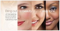 Bring out the beauty of your skin tone with tips and recommendations from Mary Kay.