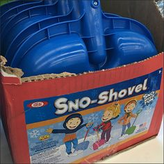 The diminutive size of items makes this the perfect Snow Shovel Shipper Self-Display For Kids. And as totally self-contained merchandising these can be distributed far and wide Garage Workshop, Shovel, Amber, Self, Retail, Display, Kids, Floor Space, Young Children