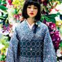 Yukata by mina perhonen, FACETASM and Others Under the Direction of Souta Yamaguchi  | Latest Fashion News from Tokyo, Japan | FASHION HEADLINE JAPAN