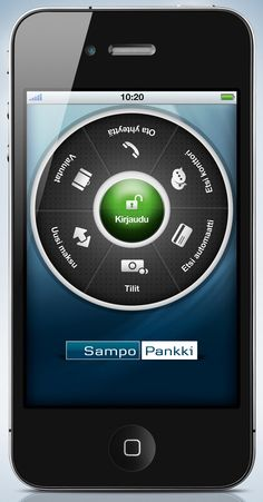 Mobiili appsin ei tarvitse olla pankillekaan vaan pakollinen paha.