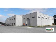 Galpão / Barracão para locação Área Construída: 2.240,00 m² Cidade: Araucária