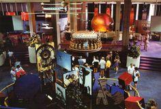 Communicore in Future World at Epcot Center Walt Disney World